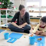 Trường mầm non dạy Montessori tại Quận Gò Vấp