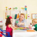 Trẻ học gì ở trường mầm non quốc tế